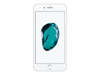 "Apple iPhone 7 Plus - Smartphone - 4G LTE Advanced - 32 GB - GSM - 5.5"" - 1920 x 1080 pixels (401 ppi) - Retina HD - 12 MP (7 MP-frontkamera) - sølv MNQN2QN/A"