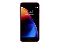 "Apple iPhone 8 - (PRODUCT) RED Special Edition - smartphone - 4G LTE Advanced - 64 GB - GSM - 4.7"" - 1334 x 750 piksler (326 ppi) - Retina HD - 12 MP (7 MP-frontkamera) - mattrød MRRM2QN/A"